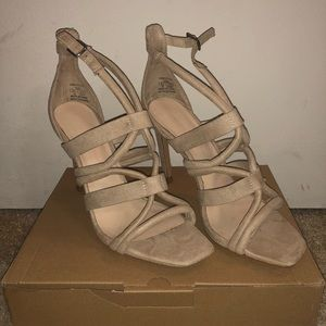 Zara Nude Shoes